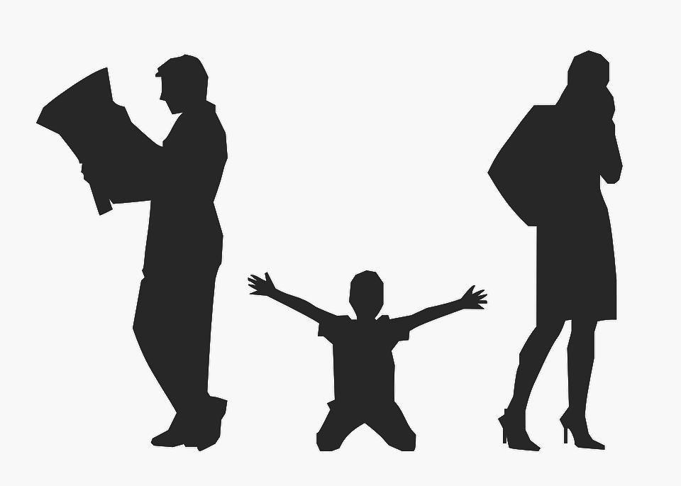 Codul civil divort cu copii